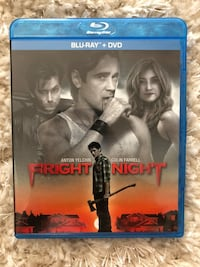 Fright night, dvd only no case never used  Tacoma, 98405