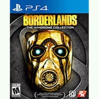 Sony PS4 Borderlands the handsome collection case Orlando, 32811