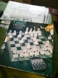 Brand new Chess and Checker games sst Surrey, V4N 0P3