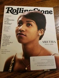 Rolling Stone, Issue #1320, October 2018