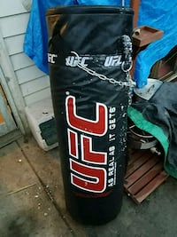black and red UFC heavy bag Buffalo, 14227