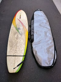 "Rock n Fig Surfboard 7'8"" San Marcos, 92078"