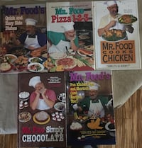 Mr. Food Cookbook Set Baldwin, 55371