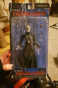 Pinhead Action Figure Milwaukee