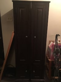 Two DVD cabinets. Great condition. Trays slide in and out. Holds a lot of dvds. Espresso colour. Regina, S4R 6L5