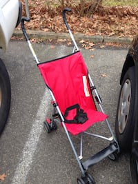 Babies R Us Red and black stroller like new Manasquan, 08736