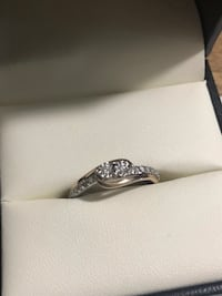 Engagement ring size 7.5 Beaverton, 97007