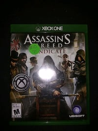 Xbox 1 Assassin's Creed 908 mi