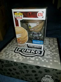 Pennywise Wal-mart exclusive funko pop (FIRM PRICE Toronto, M1L 2T3