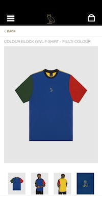 OvO Colour Block T-shirt Mississauga, L5N 4M2