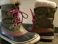 Ladies sorel sz 7 Edmonton, T6R