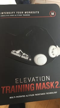 Elevation training mask 2 Laval, H7G 0A3