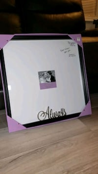 Wedding Guest Signature Picture Frame
