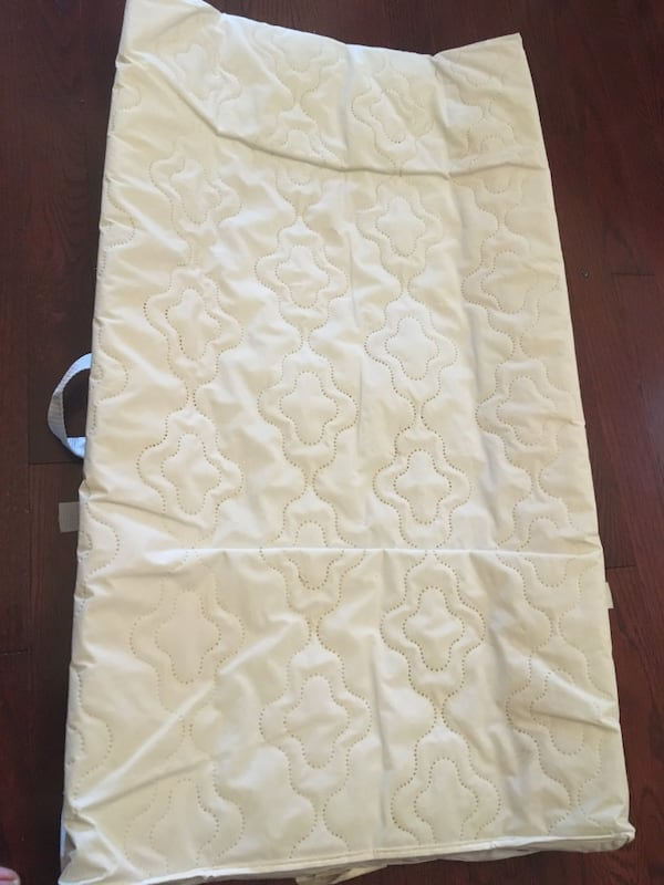 Baby change mat and cover  1