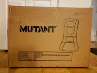 Brand new Mutant Gaming Chair with Bluetooth Speakers Laurel