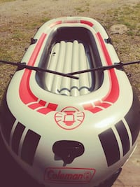Coleman Inflatable Raft South Fork, 15956