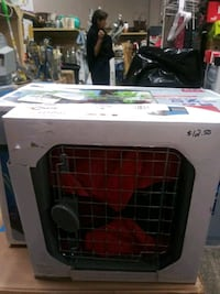 Crate small kennel.