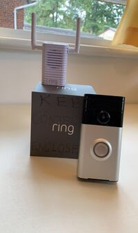 Ring Video Doorbell w/Indoor Chime New Carrollton, 20784