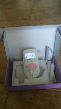 Fetal Doppler. Hear your babies heartbeat anytime Beverly Hills, 34465