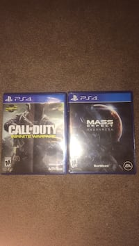 Two PS4 games for 30