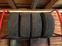 Winter Tires and Rims Kitchener, N2G 2Z5
