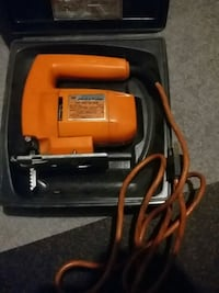 black & decker jigsaw with case Calgary, T2A 6Y1