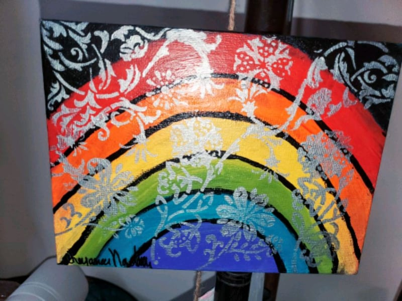 Hand made and painted  art my me prices negotiable  b1331f18-1025-4cd7-9eae-f3241a524293