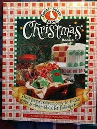 Christmas cookbook and crafts Fairfax, 22033