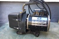 JB Eliminator vacuume pump