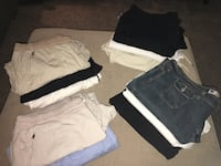 11 pair 18/20 Gap/Lane Bryant/Macy's/H&M lot Frederick, 21703