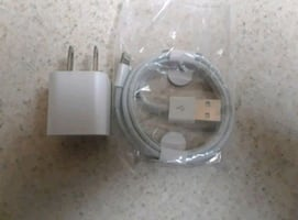 IPhone charger inbox me