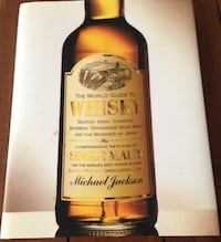 The World Guide To Whisky by: Michael Jackson MONTREAL