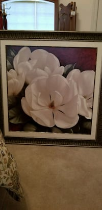 45in x 45in framed magnolia picture  Upper Marlboro, 20774