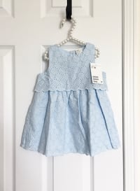 H&m baby girls dress size 6-9 month- new with tags Mississauga, L5M 0C5