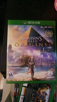 Assasins Creed Origins - Xbox one