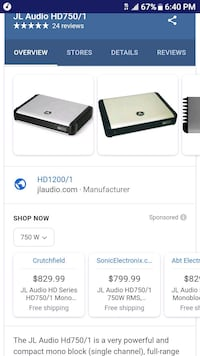 HighDef compact jl amp Bosque Farms, 87068