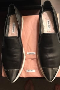 Miu miu ladies shoes , authentic, size 5 with box and dust bags Toronto, M3H 2T5