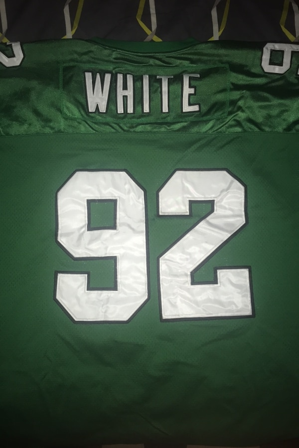 Eagles jersey fully stitched