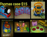 Toys prices in pictures $1-$2-$15 Fort Worth, 76119