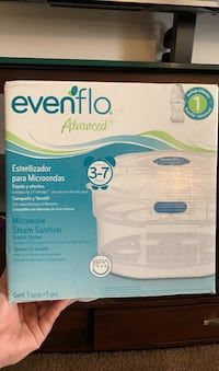 Microwave steam sanitizer  Las Vegas, 89103