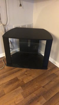rectangular black wooden coffee table 38 km
