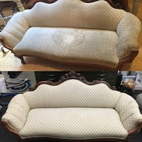 Upholstery cleaning Vaughan