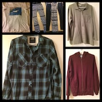 8pc clothing lot...*women's size small...vguc North Vancouver, V7M