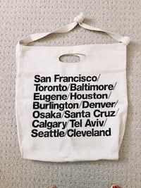 American Apparel City Bag London, N5X 0A7