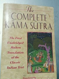 The Complete Kama Sutra guide