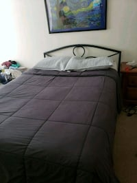 Bed frame and pillow top mattress Johnson City, 37601