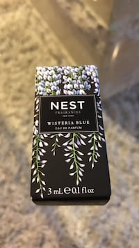"Nest ""wisteria blue"" rollerball. New Mississauga, L5B 0A1"