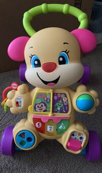 Fisher price walker toy Oxon Hill, 20745