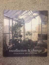 Recollection & Change Ecological Architecture / Kirsten Klein Fatih, 34122