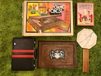 Collection of very cool vintage board games. Cheverly, 20785